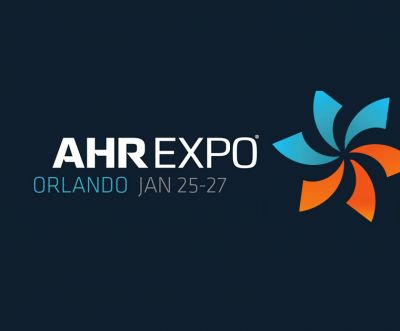 AHR SHOW IN Orlando from 25 to 27 GENNUARY 2016