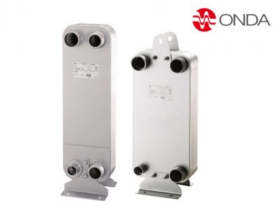 New brazed plate heat exchanger S182M and S202M