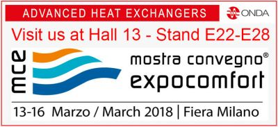 MCE - Global Comfort Technology -  Expocomfort
