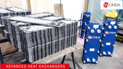 New Gasketed Plate Heat Exchangers GG007