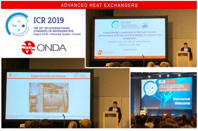 Congress of Refrigeration ICR2019