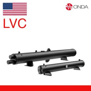 Shell and tube condenser LVC (U.S.)