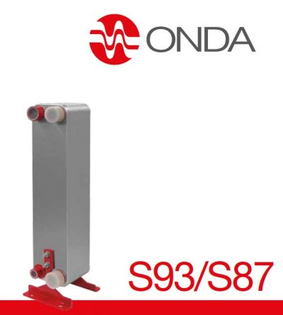 New brazed plate heat exchangers S87 and S93