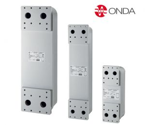 Brazed Plates with flanges connections