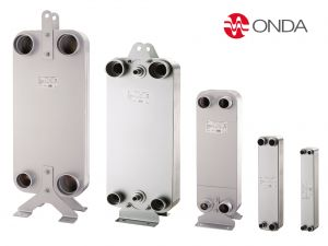 Brazed Plates heat exchangers