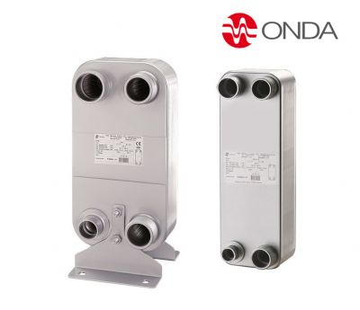 New brazed plate heat exchangers S101 and S62