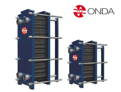 New gasketed plate heat exchangers GG008 and GG009