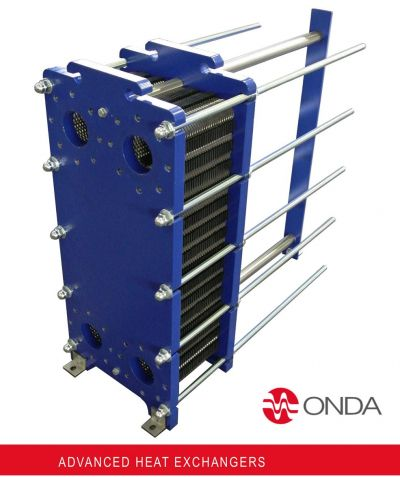 New gasketed plate heat exchanger GM010