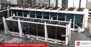 Air heat exchanger