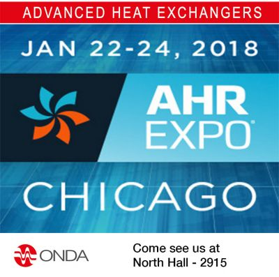 Ahr Expo Chicago Januar 2018